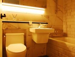 광주욕실 인테리어- 금호동 호반5차아파트 거실욕실공사 현서네욕실이야기